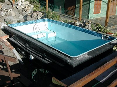 Free standing archives horizon pools - Above ground fibreglass swimming pools ...