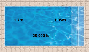 Contessa Pool Shape