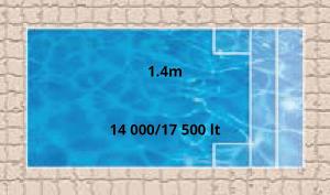 Diamond Pool Shape