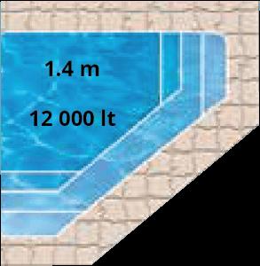 Manor Pool Shape