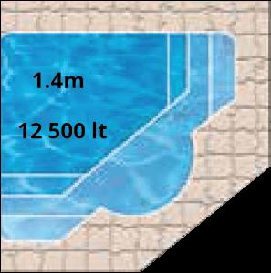 Manor Bay Pool Shape