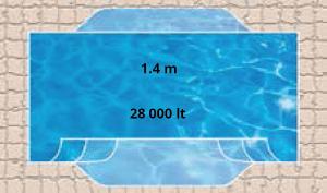 Sundowner Pool Shape