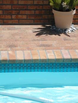paving for swimming pool