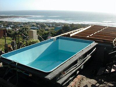 Free standing archives horizon pools - Free standing fibreglass swimming pools ...