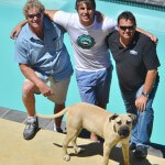 Horizon Pools for Eben Etzebeth