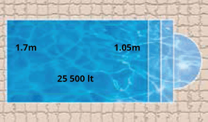 Contessa Bay Pool Shape