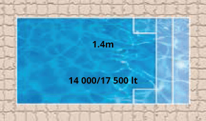 Diamond Pool Shape