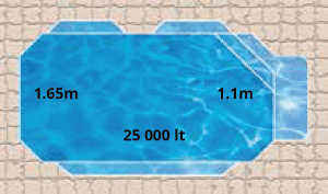 Mirage Pool Shape