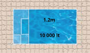 Riviera Pool Shape